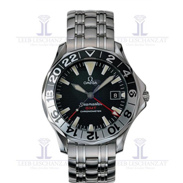 Omega Seamaster GMT 2534.50.00