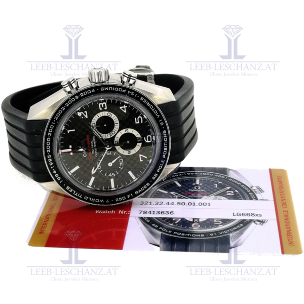 Omega Speedmaster legend 32132445001001
