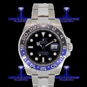 Rolex GMT Master2 116710BLNR