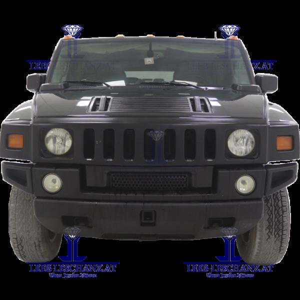 Hummer H2 2004 Front V8