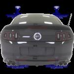 Mustang 2013 GT 5 Heck V8