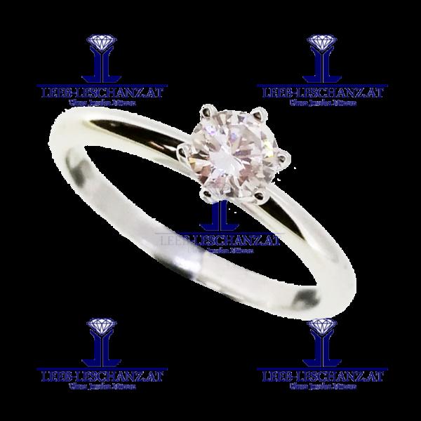 Solitarring Diamant Verlobungsring 301