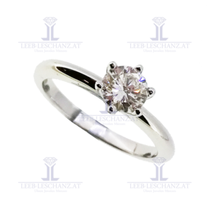 Solitarring Diamant Verlobungsring 302
