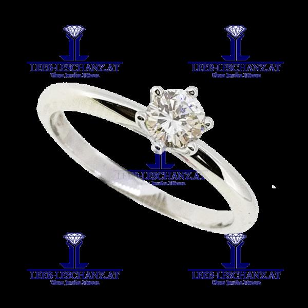 Solitarring Diamant Verlobungsring 308