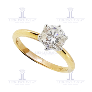 Solitarring Diamant Verlobungsring 310