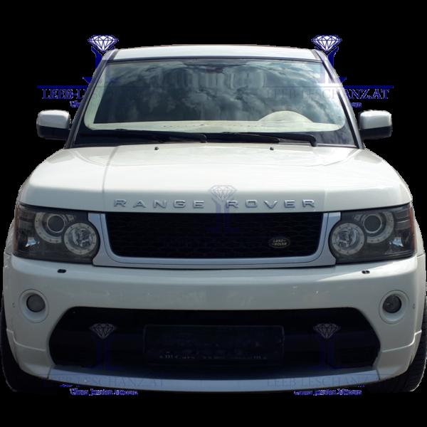 Range Rover V8 Front