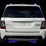 Range Rover V8 Heck