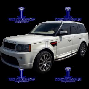 Range Rover V8 Seite
