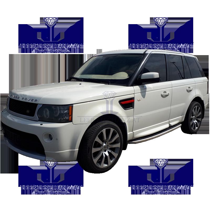 Range Rover V8 Sport