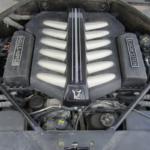 Rolls Royce Ghost Motor