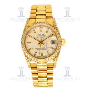 Rolex medium Datejust 68278 LG219