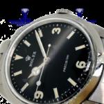 Rolex 1955 precision Explorer