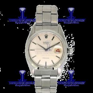 Rolex Precision silver face LG196
