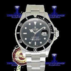 Rolex Submariner 16610 ungetragen neu LG194