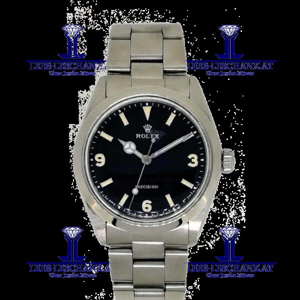 Rolex Vintage Exploerblatt LG165
