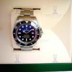 Rolex Deepsea Seadweller 126660