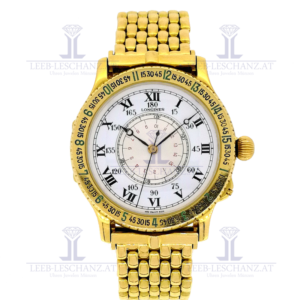 Longines Lindbergh 9.895.216 in Gold