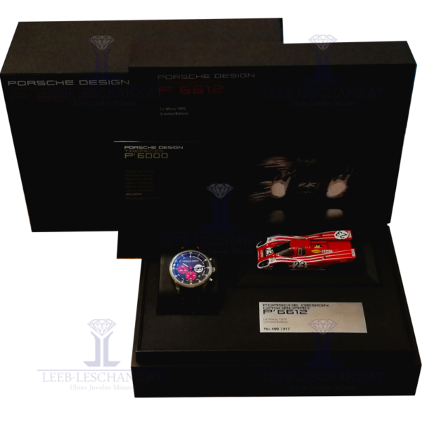 Porsche 917 Design Limited 6612.11.48