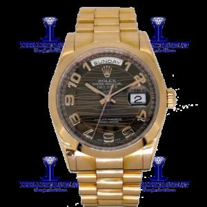 Rolex Daydate 118205F Everrose