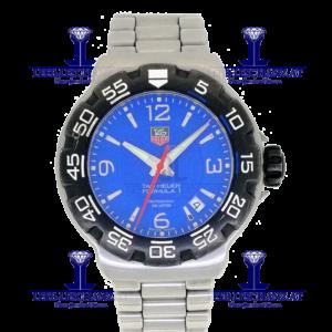 TAG Heuer Formula 1 WAC1112-0 Sport Watch Quarz