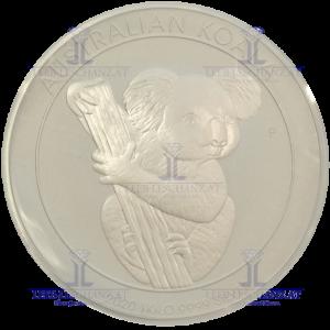 1 Kilo Silber Silbermünze Koala
