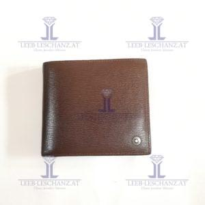 Mont Blanc Wallet Brown