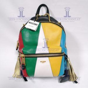 Moschino Couture colour block backpack