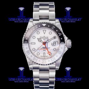 Davose Black and white explorer GMT