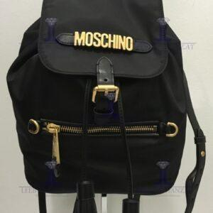 Moschino Couture Ziano Backpack black