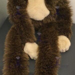 Moschino Couture crazy ape bag