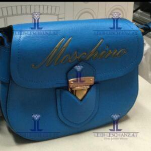 Moschino Couture blue crossbody