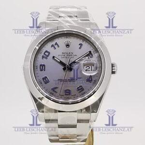 Rolex Datejust 41 gray dial